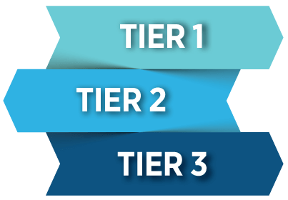 Create Tiers