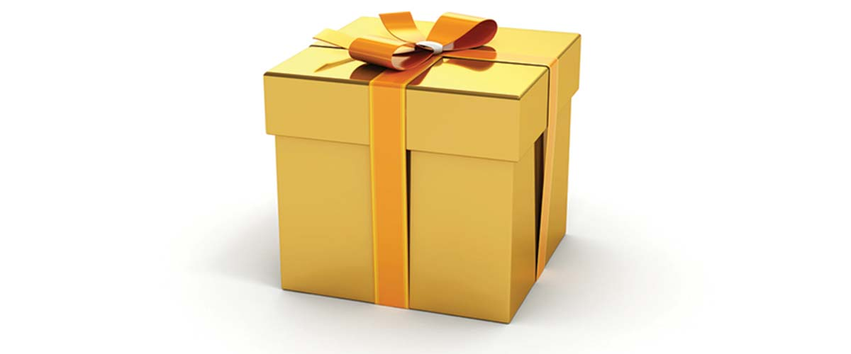Gifting for clients and prospects